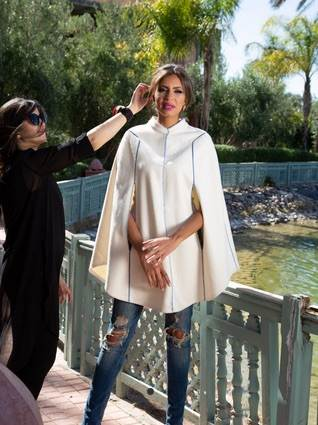 Imane Nour - cape marocaine