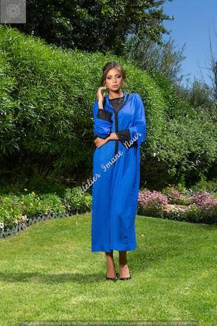 couture marocaine imane nour - jellaba3