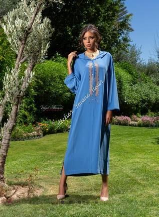 couture marocaine imane nour- djellaba marocaine