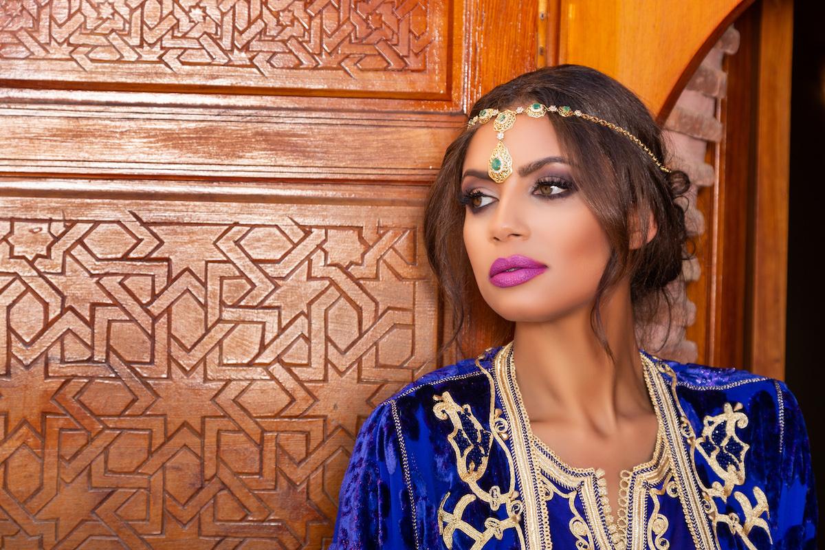 Caftans à Marrakech 1